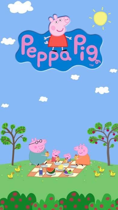 「Peppa Pig 1 ▶ Videos for kids」のスクリーンショット 1枚目