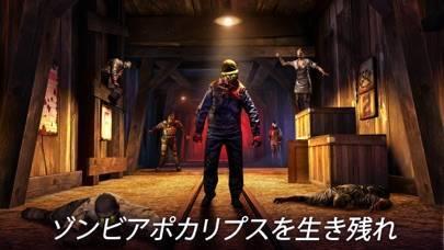 「デッドトリガー2 ゾンビシューティング戦争」のスクリーンショット 1枚目