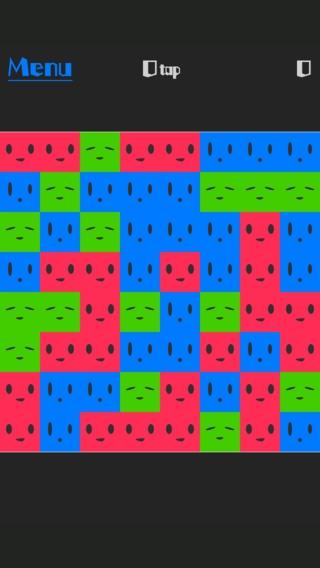 「Simple Puzzle Game」のスクリーンショット 1枚目