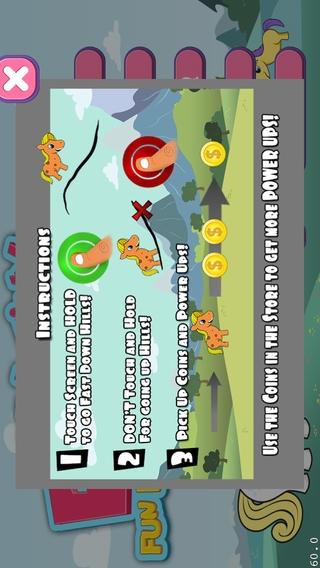 「私の小さなポニー - 楽しい競馬ゲーム」のスクリーンショット 3枚目