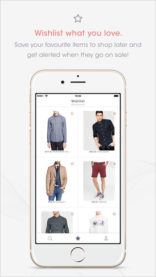 「ASAP54 Search and Shop for Fashion」のスクリーンショット 3枚目