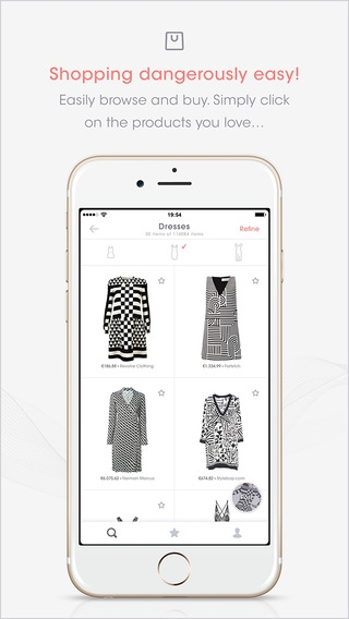 「ASAP54 Search and Shop for Fashion」のスクリーンショット 2枚目
