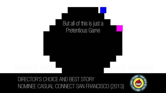「Pretentious Game」のスクリーンショット 1枚目