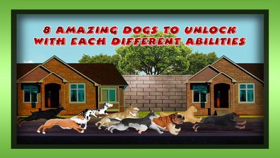 「救助犬K9 II:危険な犯罪者を捕まえるために実行リクルート警察犬ユニット - 無料版」のスクリーンショット 2枚目