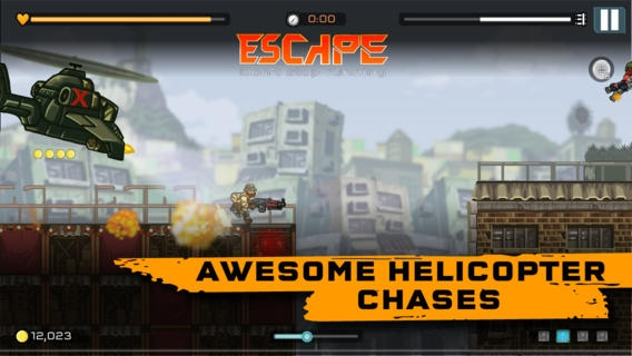 「Strike Force Heroes: Extraction」のスクリーンショット 3枚目