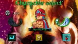 「伝説の治世 - 伝説世界Luchas対モンスター、ゾンビ - 無料のモバイル版」のスクリーンショット 2枚目
