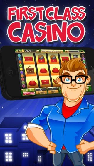 「第一級カジノ - Richs無料の各スロットゲーム」のスクリーンショット 1枚目