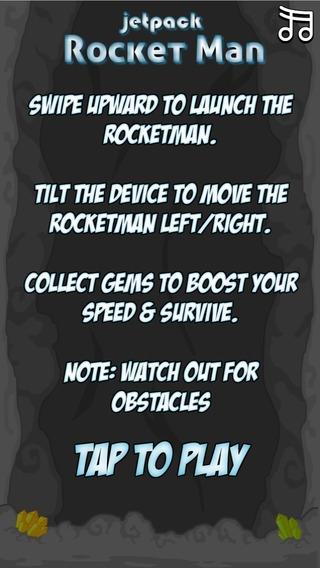 「Jetpack Rocketman」のスクリーンショット 3枚目