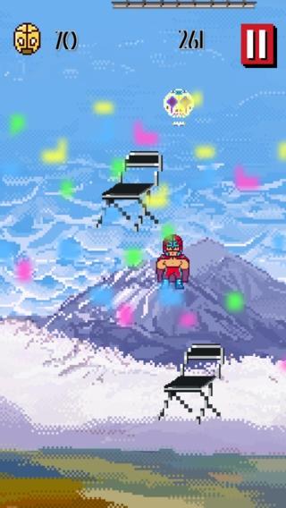 「伝説の治世 - インフィニティLuchasライジングジャンプ - 無料のモバイル版」のスクリーンショット 2枚目