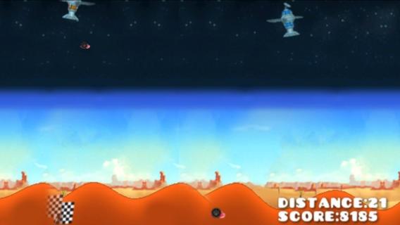 「ターボカタツムリ - グライドと空気を通って飛ぶ」のスクリーンショット 3枚目