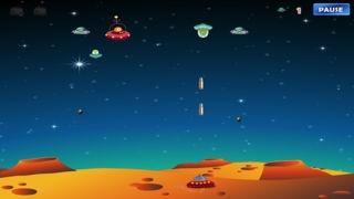 「宇宙戦争バトルブラスト‐楽しい宇宙人射撃ゲーム」のスクリーンショット 2枚目