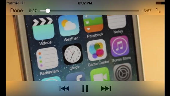 「Guide for iOS7, iPad Air」のスクリーンショット 3枚目