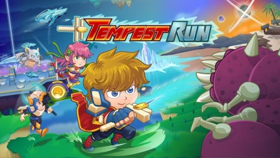 「テンペスト・ラン(Tempest Run) - 銀河を大冒険」のスクリーンショット 3枚目