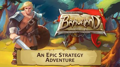 「Braveland」のスクリーンショット 1枚目