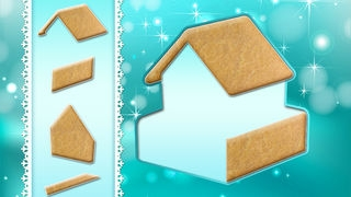 「Candy House Maker - Kids Cooking Game」のスクリーンショット 2枚目