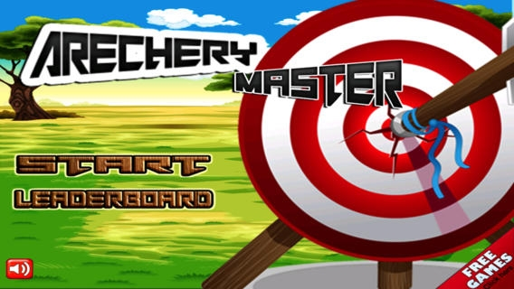 「Archery Master - Bow And Arrow Shooting Game」のスクリーンショット 1枚目