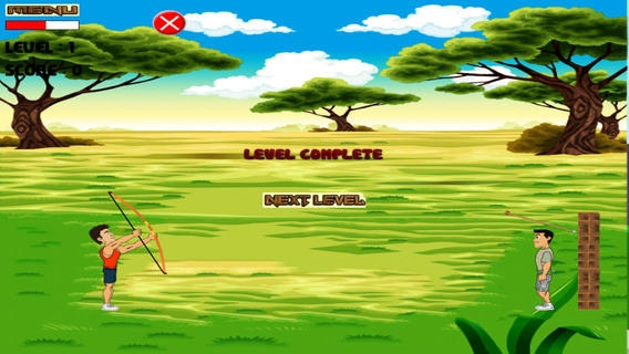 「Archery Master - Bow And Arrow Shooting Game」のスクリーンショット 3枚目