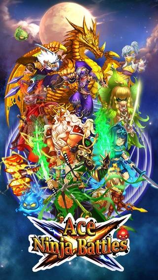 「Ace Ninja Battles」のスクリーンショット 1枚目