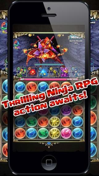 「Ace Ninja Battles Pro」のスクリーンショット 2枚目
