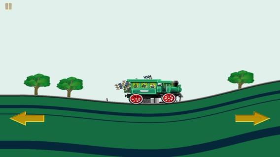 「習慣性鉄道配信プロのゲームのフルバージョン - Addictive Train Delivery Pro Game Full Version」のスクリーンショット 2枚目