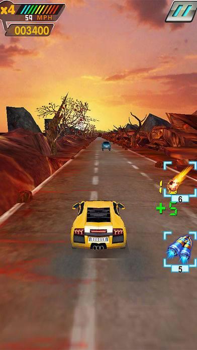「AE GTO レーシング」のスクリーンショット 2枚目