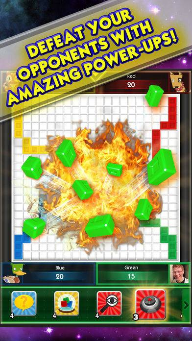 「Blokus™ The Official Game」のスクリーンショット 3枚目