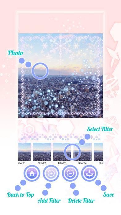 「Snowflake (スノーフレーク)」のスクリーンショット 3枚目