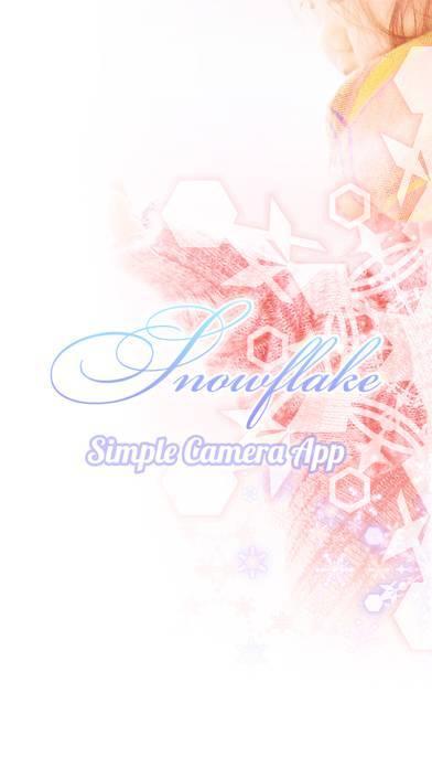 「Snowflake (スノーフレーク)」のスクリーンショット 1枚目