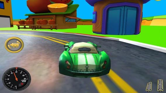 「Extreme Skids Racing Free」のスクリーンショット 3枚目