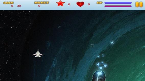「エイリアンの侵入者 - ヒーローになると、UFOから世界を救う - 無料版」のスクリーンショット 3枚目