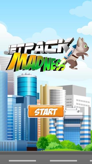 「Jetpack Cat Madness: Animal Warriors Adventure - Full Version」のスクリーンショット 3枚目