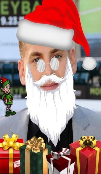 「Christmas Holiday Fun Booth ! Santa's Photo editor Plus」のスクリーンショット 3枚目