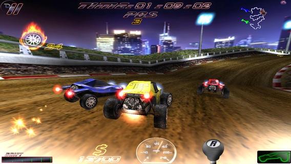 「Cross Racing Ultimate Free」のスクリーンショット 2枚目