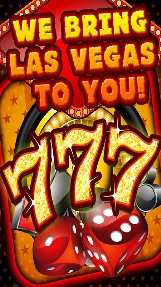 「777 Lucky Mega Vegas Casino Slots Machine Edition - Win Big Classic Vegas Style Jackpots」のスクリーンショット 1枚目