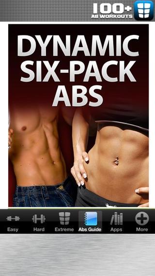 「ABワークアウト:おなかの脂肪コアクランチのための100 +シックスパック腹筋フレックス演習」のスクリーンショット 3枚目