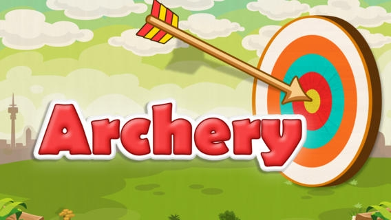 「Archery Free - Bow and Arrow Shooting Challenge Game」のスクリーンショット 1枚目