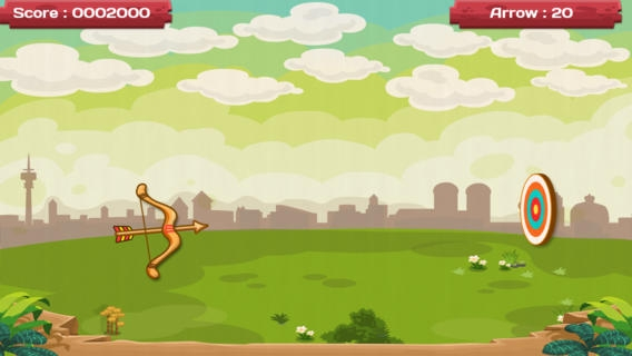 「Archery Free - Bow and Arrow Shooting Challenge Game」のスクリーンショット 3枚目