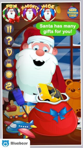 「Feed Santa!」のスクリーンショット 2枚目
