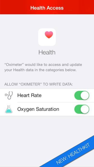 「Pulse Oximeter - Heart and Oxygen Monitor」のスクリーンショット 3枚目