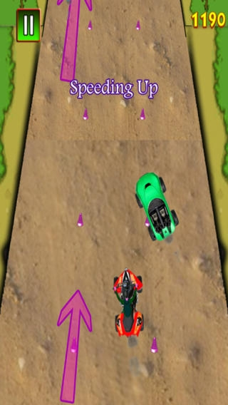 「Adrenaline Dirt Bike Race Mayhem Off Road HD」のスクリーンショット 3枚目