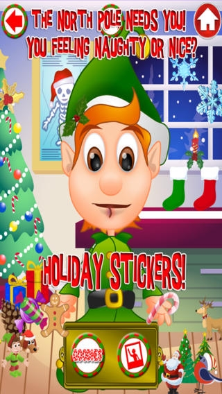 「Christmas Doctor's Office Hospital - Santa and Celebrity Holiday Pals」のスクリーンショット 3枚目
