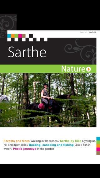「Sarthe」のスクリーンショット 2枚目