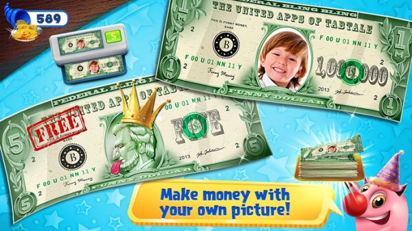 「Funny Money Maker - Allowance Builder」のスクリーンショット 3枚目