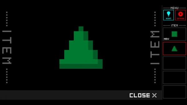 「脱出ゲーム Pixel Room」のスクリーンショット 3枚目