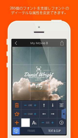 「Pics2Mov」のスクリーンショット 2枚目