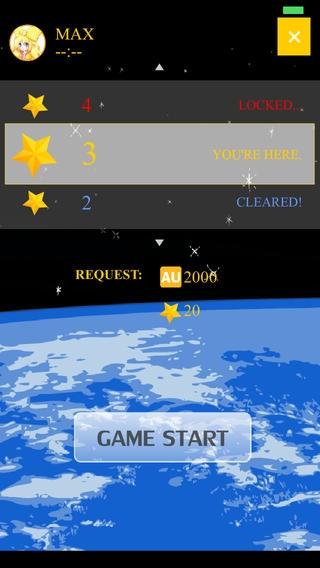 「MagicalJumper UNIVERSE」のスクリーンショット 2枚目