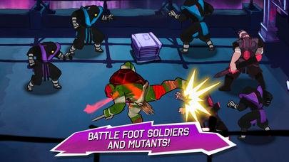 「TMNT: Brothers Unite」のスクリーンショット 3枚目
