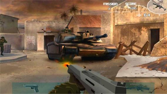 「Anti Terror Sniper(FPS Game)」のスクリーンショット 2枚目