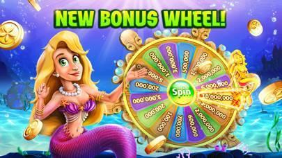 「Gold Fish Casino Slots Games」のスクリーンショット 1枚目
