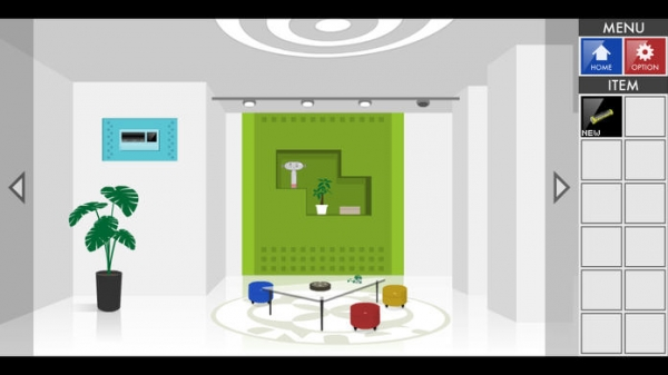 「脱出ゲーム ROOM Γ」のスクリーンショット 1枚目